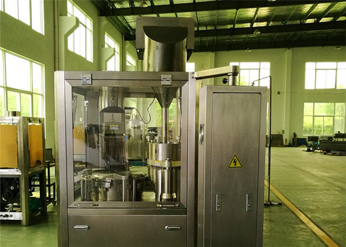 NJP Series Pharmaceutical Auto Capsule Filling Machines with Different Capacity