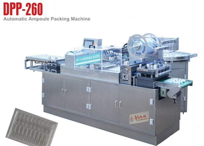 Fully Automatic Pharmaceutical Ampoule Packing Machine for 2ml 5ml 10ml Ampoules